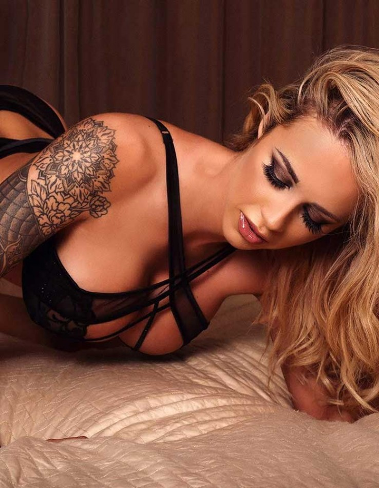 Margot River Female Stripper