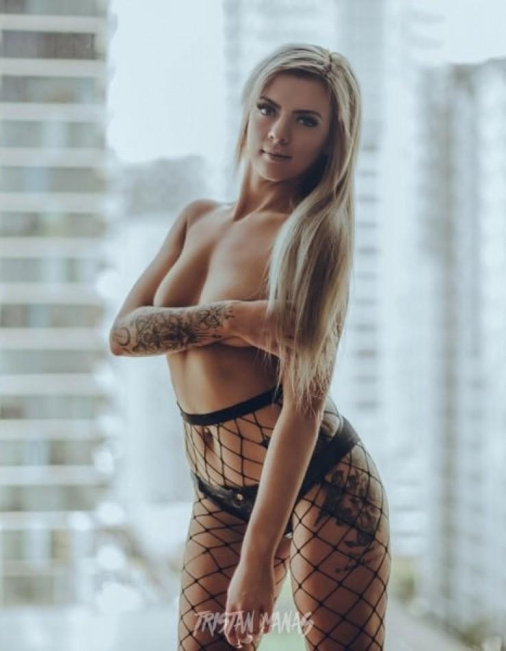 Harper Female Stripper