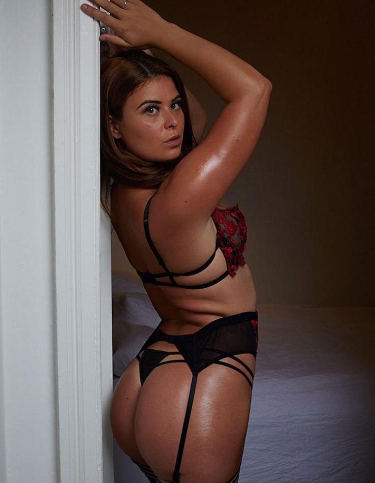 Emily Stripper Darwin